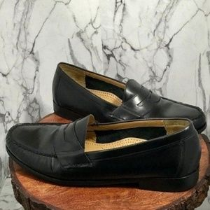 Cole Haan Shoes - Cole Haan Men's Black Pinch Penny Loafer